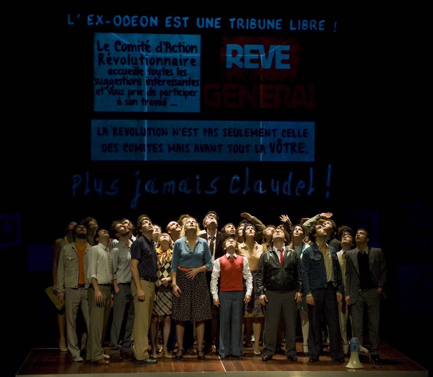 Mai, juin, juillet de Denis GuénounMise en scène Christian Sch