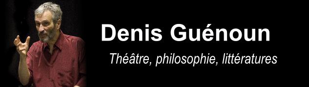 Denis Guénoun